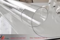Tấm nhựa PVC trong suốt sử dụng rất tiện lợi