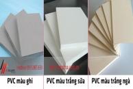 Phân loại và so sánh các loại nhựa PVC