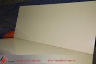 Những ứng dụng của tấm nhựa PVC màu trắng ngà