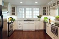 Phối màu cho nội thất nhà bếp