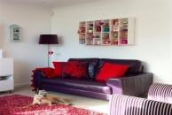 Bí kíp chọn nội thất cho phòng khách chật hẹp