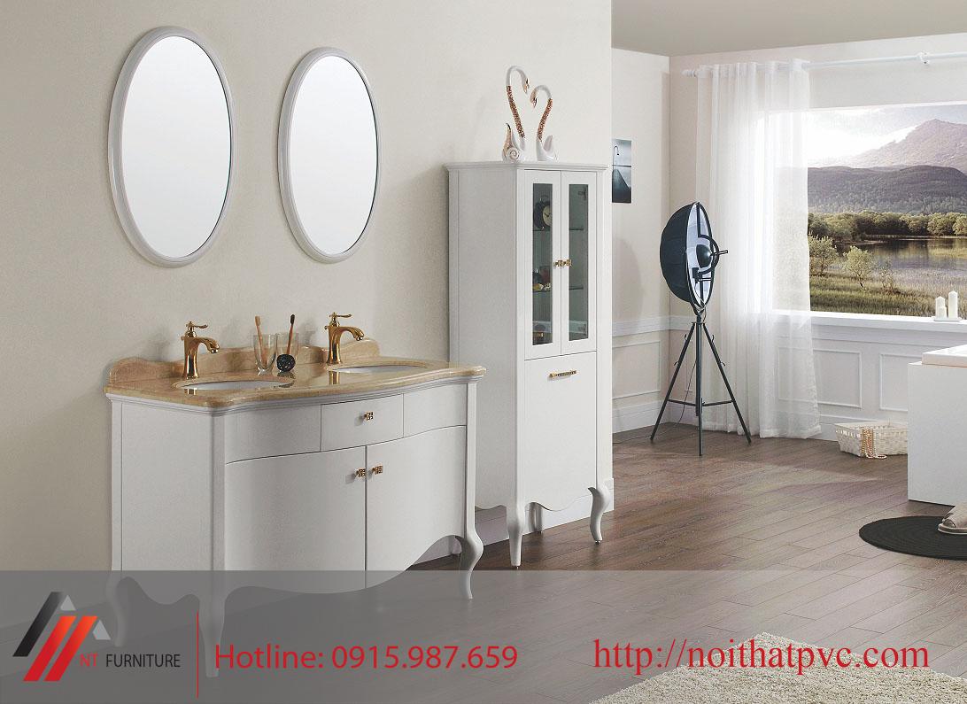 Tủ chậu lavabo - L007