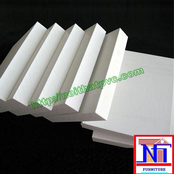 Tấm nhựa PVC 8mm