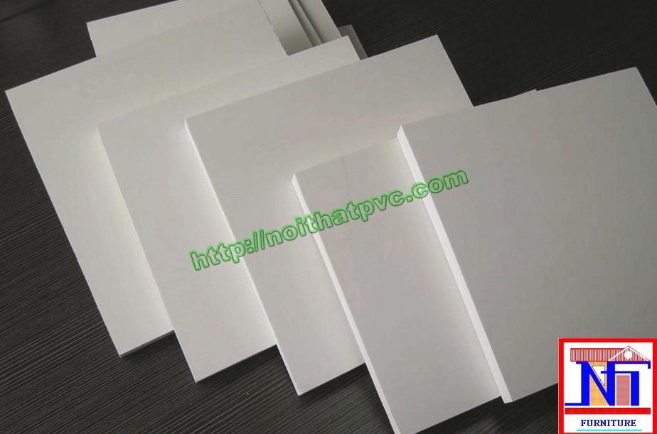 Tấm nhựa PVC 10mm