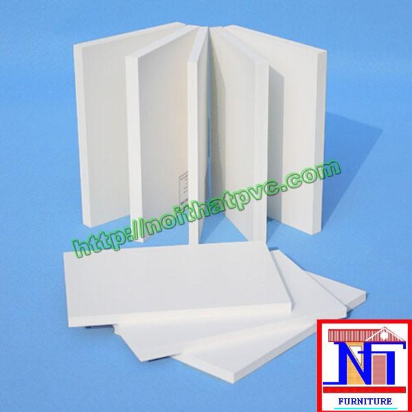 Tấm nhựa PVC 15mm